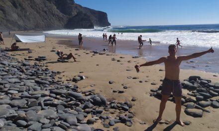 """Alberto Vallés: """"Ha sido una oportunidad muy buena para viajar, aprender y ser más independiente"""""""