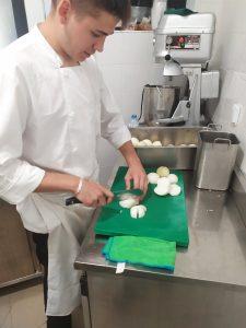 Alberto Vallés en Restaurante BON BON